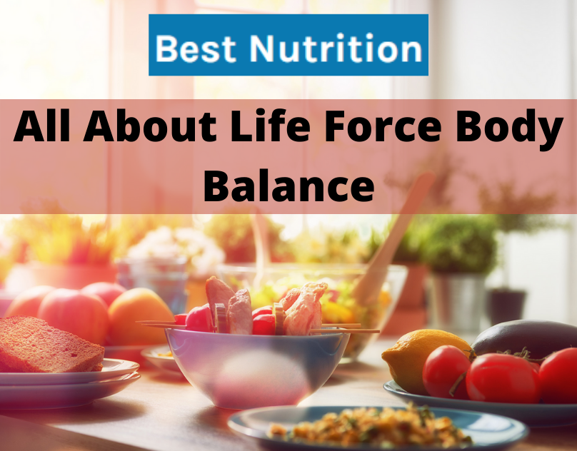 Life Force Body Balance